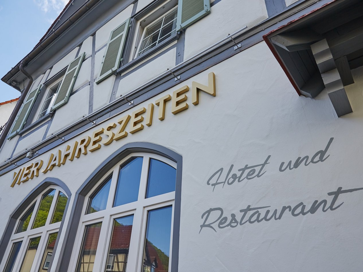Kurzurlaub im Flair Hotel Vierjahreszeiten in  Bad Urach